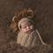 Baby Lion Bonnet / Unisex Newborn Photography Prop /  Baby Boy Prop