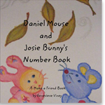 Daniel Mouse and Josie Bunny's Number Book: