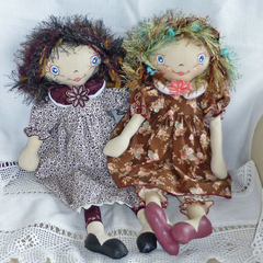 Missy Rosie and Miss Daisy,  Christmas special price