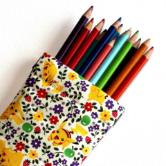 Pencil Case in Quality Fabric