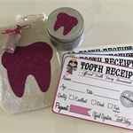 Tooth Fairy Kit - Hot Pink