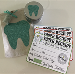 Tooth Fairy Kit - Teal