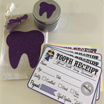 Tooth Fairy Kit - Purple
