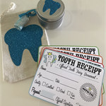 Tooth Fairy Kit - Blue
