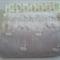 Muslin wrap / swaddle / shawl / receiving blanket, pack of three.