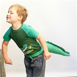 CrocodileTail  - Kids dress up  - Crocodile costume - Book week costume