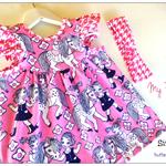 My Pony - Knit Dress Size 2