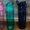 Personalised Drink Bottle 650ml Guzzler Style