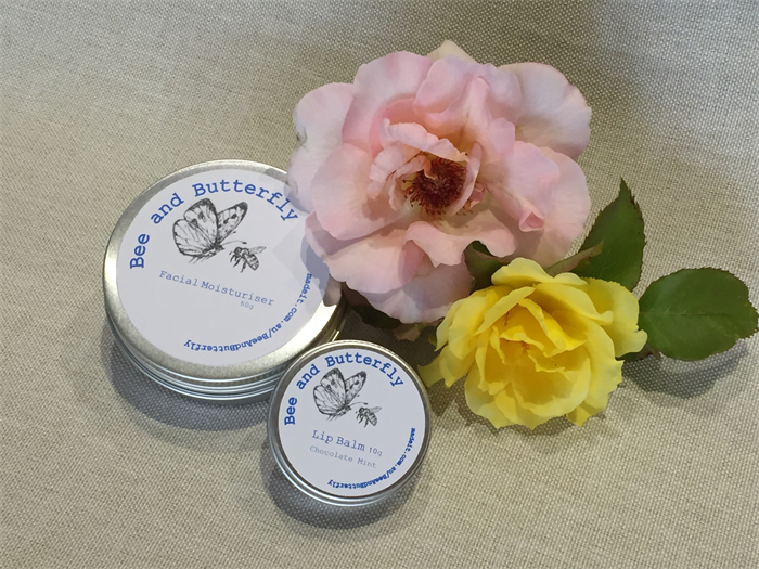 Choc Mint Lip Balm 10g | Bee and Butterfly on Madeit
