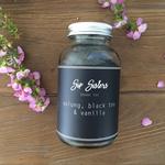 Oolong, Black & Vanilla