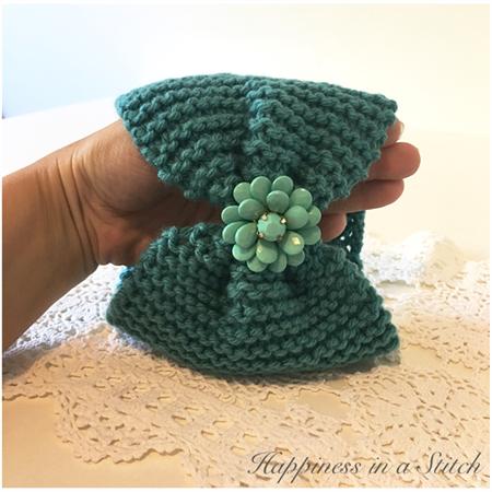 Handmade knitted Headband Earwarmer