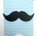 Little Man Mustache banner. Baby Shower, Birthday party, Photo prop.