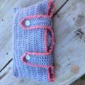 Crocheted Nappy Holder