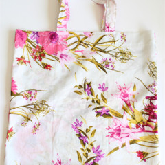 Reusable fabric shopping bag - Large