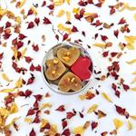 Love Florals - Beeswax - Valentine Wax Melts