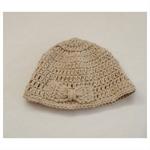 crochet baby beanie hat, newborn hospital hat, baby shower gift, 6-12 months