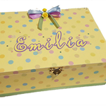 Baby Keepsake Box