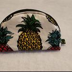 Large dumpling purse - pineapples