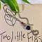 """Fangs Bookmark"""