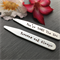 Customised Collar Stays -  Gift for Him - Personalised Collar Stays