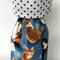 Wine Bottle Gift Bag / Cats