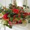 Bridal Bouquet, snap dragon, peony, ranunculus, dahlia, dill foliage, sweet pea.