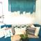 Emerald - Dip Dye Wall Hanging Weaving Tapestry Macrame