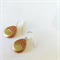 AUSTRALIS BOHO - Teardrop - Hoop Earrings {Terracotta}