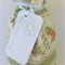 Wine Bottle Gift bag / Flowers for Mothers Day