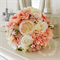 cabbage rose, garden roses, mini roses, ranunculus, light pink, cream, white.