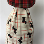Wine Bottle Gift Bags / Scottish Terriers