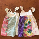 Girls Colourful Dress sizes 000 - 6