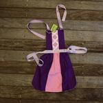 Princess Apron Rapunzel Size 2/3