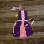 Princess Apron Rapunzel Size 1/2