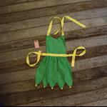 Princess Apron Tinkerbell Size 2/3