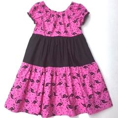 "Size 8 - ""Flamingo Party Dress"""