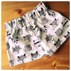 WILD THING RELAXED SHORT, sz 1
