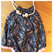 FLOWER POWER GYPSY ROMPER, sz 00