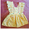 Pretty Play Suit with removable skirt. Size 2 years