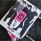 1D - One Direction bag - Upcycled book - Handbag made from a book