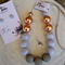 Marbleous Jewellery Set - Steel Grey/Marble/RoseGold