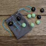 Travel Tic-Tac-Toe -