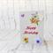Blank card, female