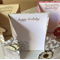 Female Birthday cards. Gate fold birthday cards.