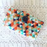 Boho Fabric Wallet Purse