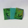 String Tie Mini Envelopes Handmade