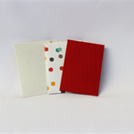 String Tie Small Envelopes, Handmade