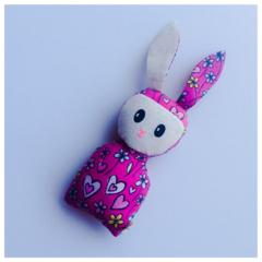 READY TO SHIP Valentine Baby Bunny