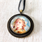 The little Mermaid pendant, art by turner