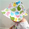 Adjustable Baby Sun Bonnet - Spring Series - Chirpy Birdies
